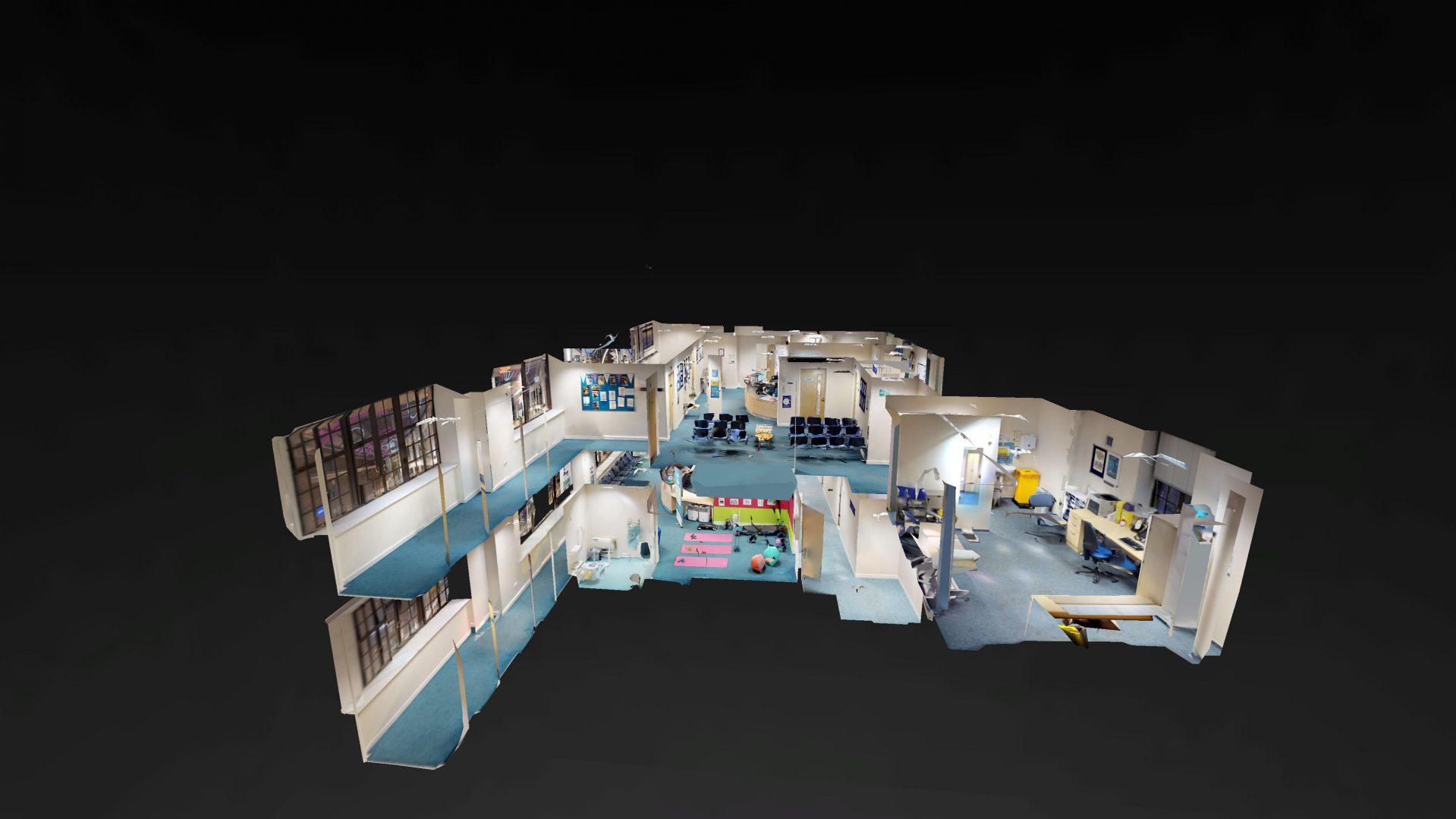 3D Tour Dollshouse
