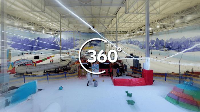 3D Tours Interactive Video